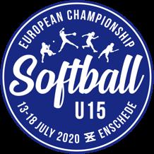 Europeeskampioenschap softbal u15 uitgesteld